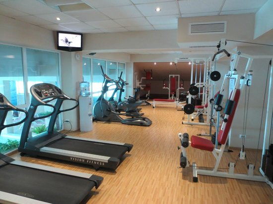 Otopeni, Rumania: Gym