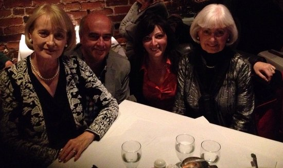 Conti Caffe: Dinner with dear friends !