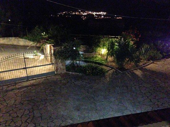 Brezza d'Estate: From the balcony at night