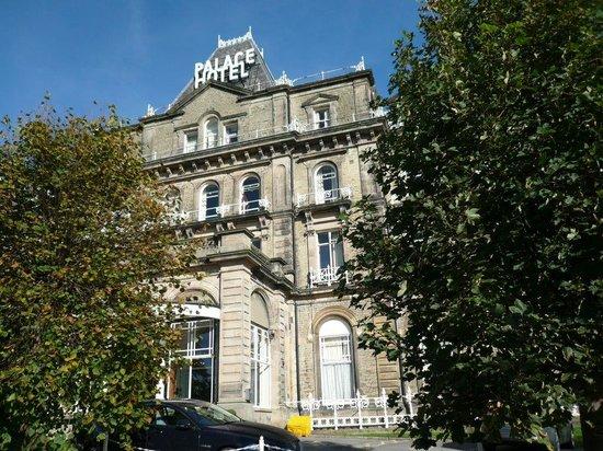 Palace Hotel Buxton History