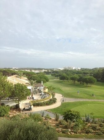 Pine Cliffs Residence, a Luxury Collection Resort: view from apartment can't get better than this!