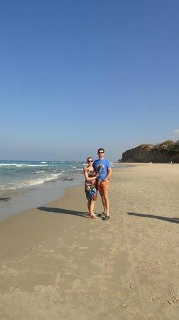 Blue Bay Hotel & Spa: Вот это пляж, о котором я писал