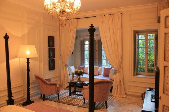 Riad Idra : Notre chambre