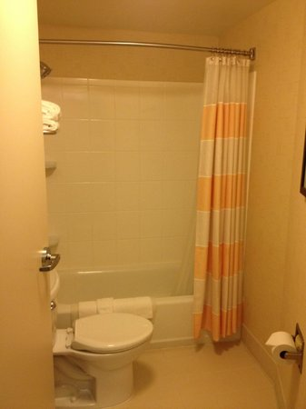 SpringHill Suites Lehi at Thanksgiving Point: Bathroom