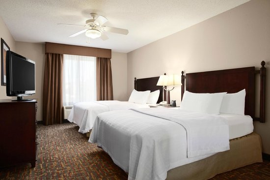 Homewood Suites Wallingford-Meriden: Two-Bedroom Suite