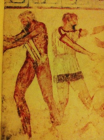 B&B Qui dormi l'Etrusco: элемент декора