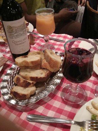 Le Petit Casino : Ze food