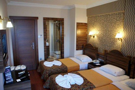 Hotel Bazaar: Our room