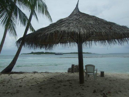 Cokes Beach Maldives: Relaxation