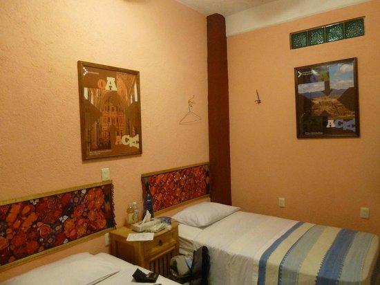 El Quijote: A simple double room