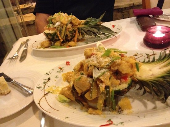 Molos Restaurant: Gret Food