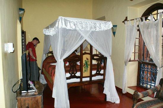 Zanzibar Palace Hotel: Nadia room
