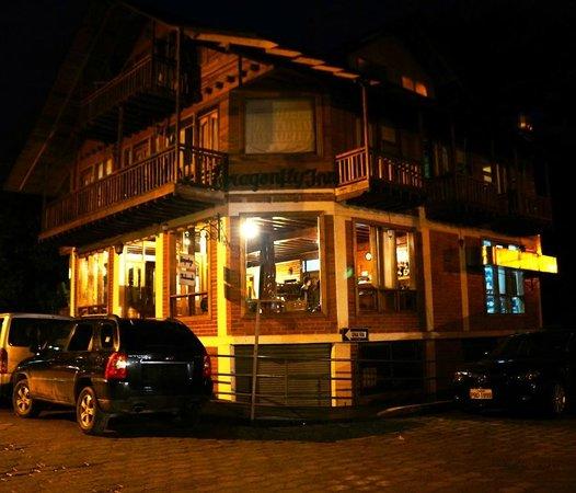 Dragonfly Inn Restaurant : Restaurante Dragonfly - Mindo