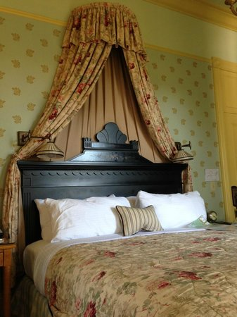 Tallman Hotel: Veranda room #3