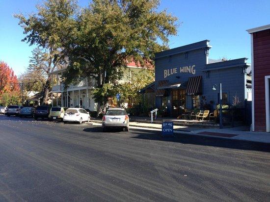 Tallman Hotel & Blue Wing Saloon
