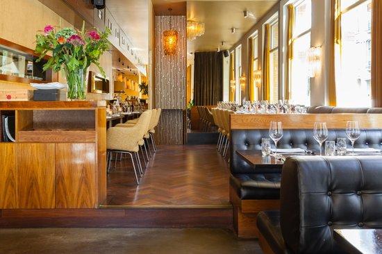 Interior Restaurant Bond