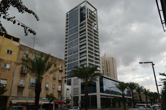 White City: Тель-Авив, Израиль