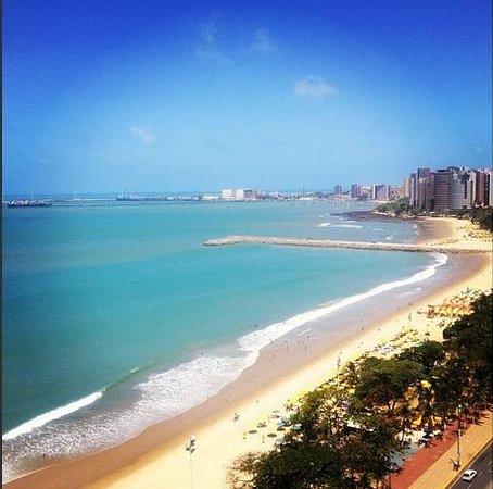 Quality Hotel Fortaleza : Vista do apartamento