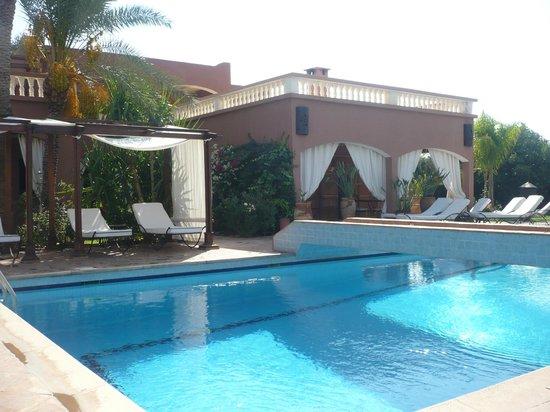 Villa Tata Marie : extérieur
