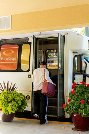 Econo Lodge - Mayo Clinic Area: Shuttle to Mayo Clinic