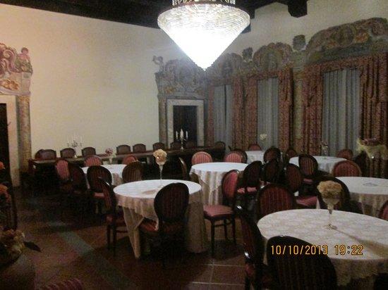 Villa Lecchi : Villa Interior