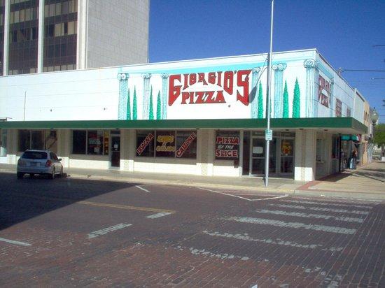 Giorgio s Pizza: Store Front