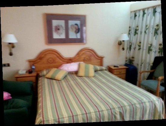 Marbella Playa Hotel: HABITACCION