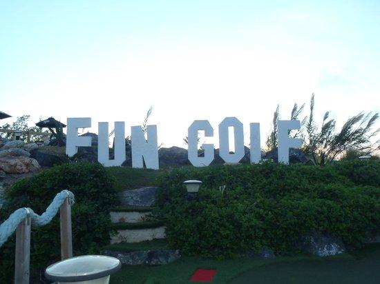 Bermuda Fun Golf: …