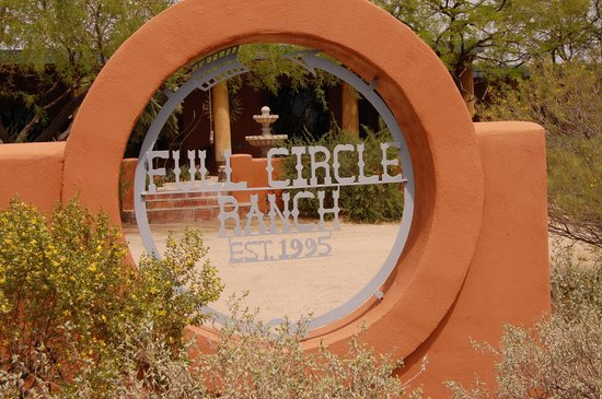 Full Circle Ranch Bed and Breakfast Inn: Our 40th wedding anniversary