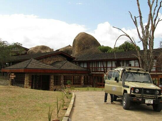 Seronera Wildlife Lodge: hotel