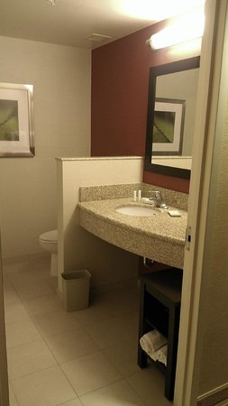 Courtyard Philadelphia Coatesville/Exton: best price room single occupancy (VA Discount)