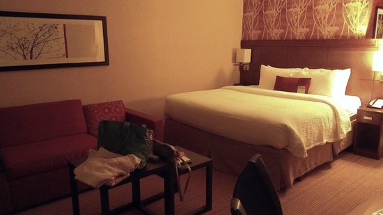 Courtyard Philadelphia Coatesville/Exton : best price room single occupancy (VA Discount)