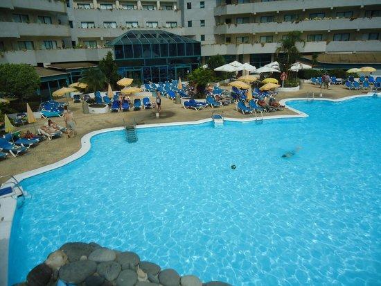 Vue de la chambre picture of gran hotel turquesa playa - Turquesa playa puerto de la cruz ...