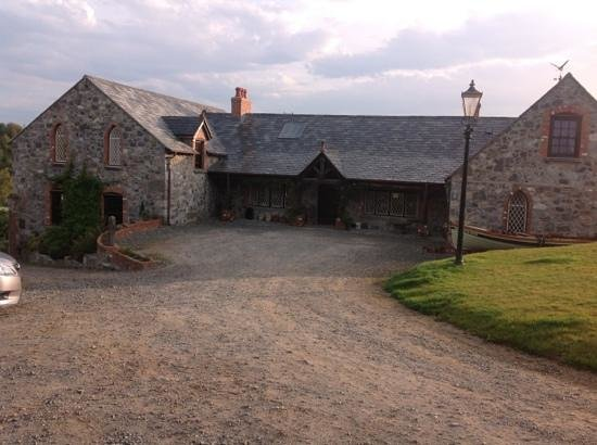 Lawcus Farm Guest House: The New House