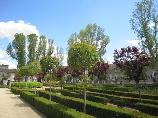 jard n de isabel ii aranjuez madrid picture of jardin