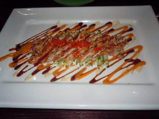 Samurai Sushi: Amazing food!!!