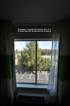‪‪Fairfield Inn & Suites Ocala‬: View from my Room #315‬