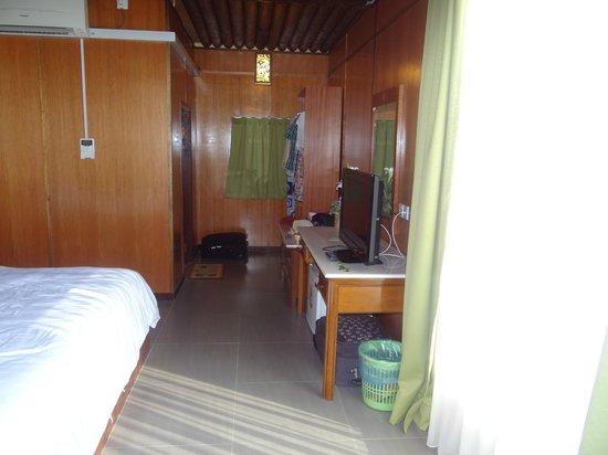Best Star Resort: very clean space