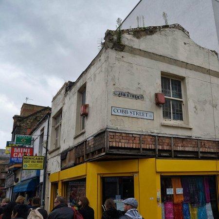 Jack the Ripper Tours : Londres, Cobb Street