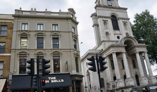 Jack the Ripper Tours : Whitechapel et le pub The Ten bells