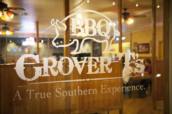 Grover T's BBQ