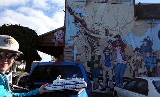 Wall Murals: Chemainus Murals