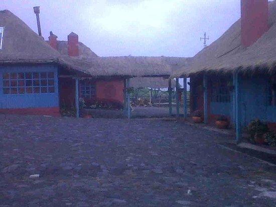 Hacienda El Porvenir / Tierra del Volcan: Diferentes áreas de la hacienda