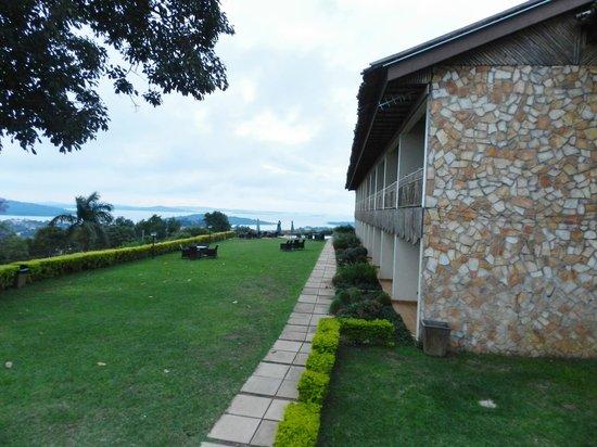 Cassia Lodge : vista del hotel