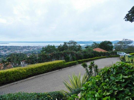 Cassia Lodge : vista desde el hotel