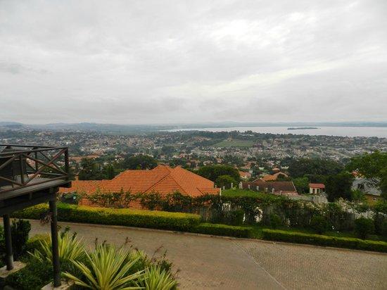 Cassia Lodge: Vista desde el hotel