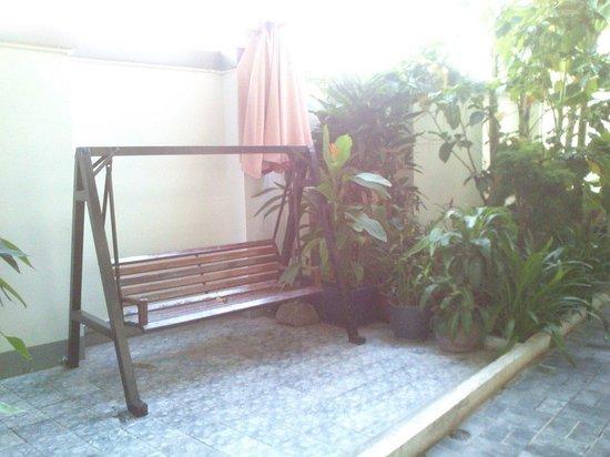 Skyline Boutique Hotel : Garden view.room