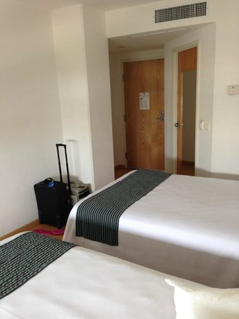 One Aguascalientes San Marcos: Room