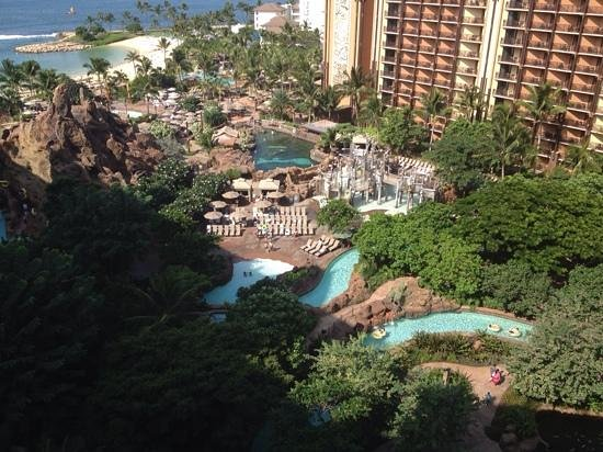 Aulani, a Disney Resort & Spa: Fun times to be had