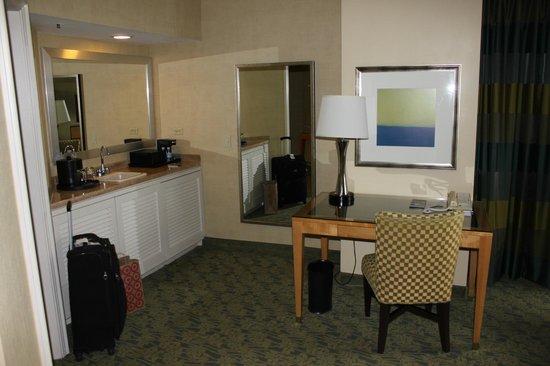 Renaissance Long Beach Hotel: Room #620